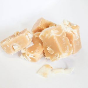 flaked coconut fudge