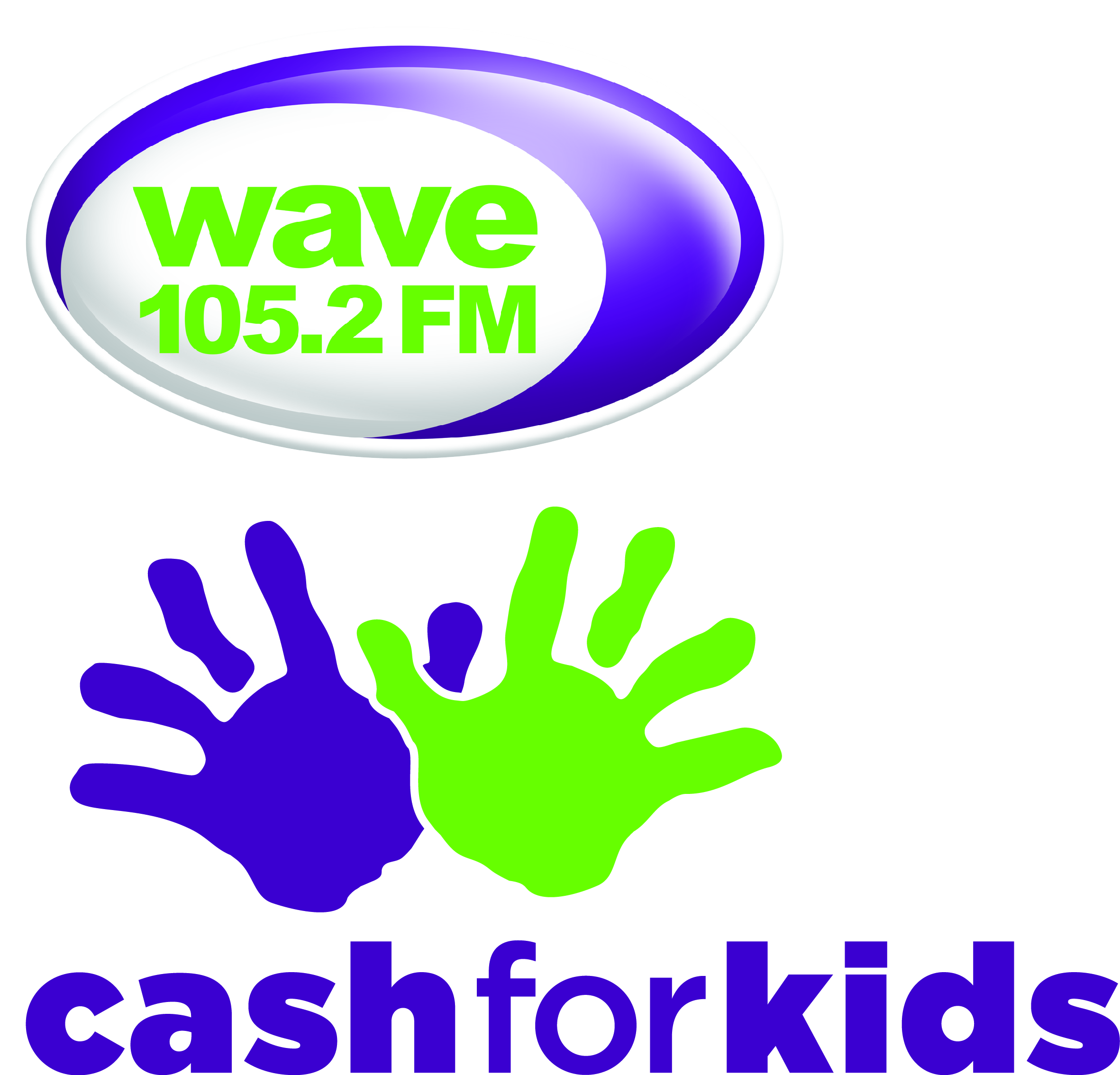 Wave 105 Cash For Kids