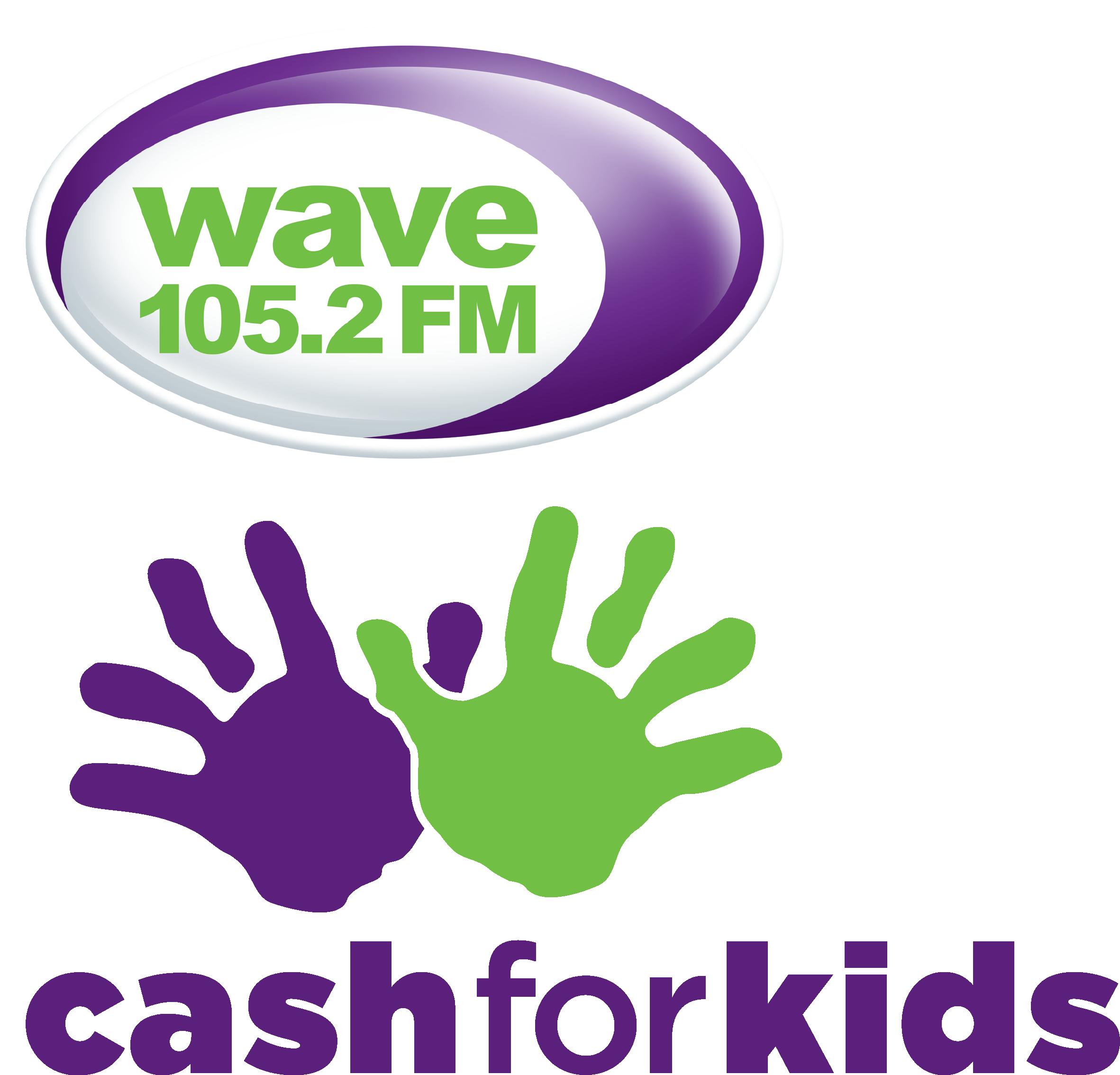 Wave 105 Cash For Kids