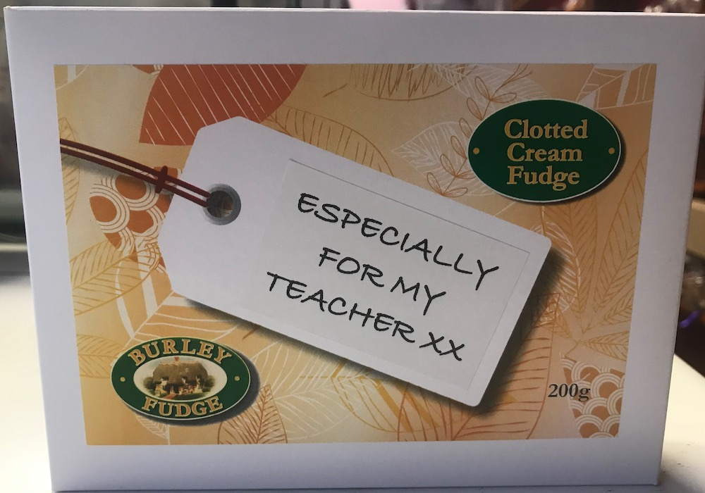 End of Term Teachers Gifts