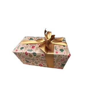 xmas fudge gift box