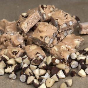 Brazil Nut Fudge