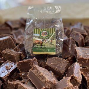Chocolate Chilli Fudge