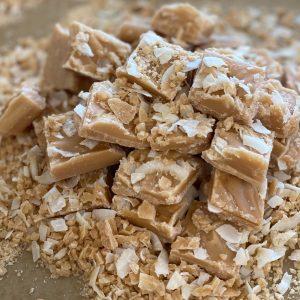 Flaked Coconut Fudge
