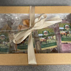 4 Flavour Fudge Gift Box